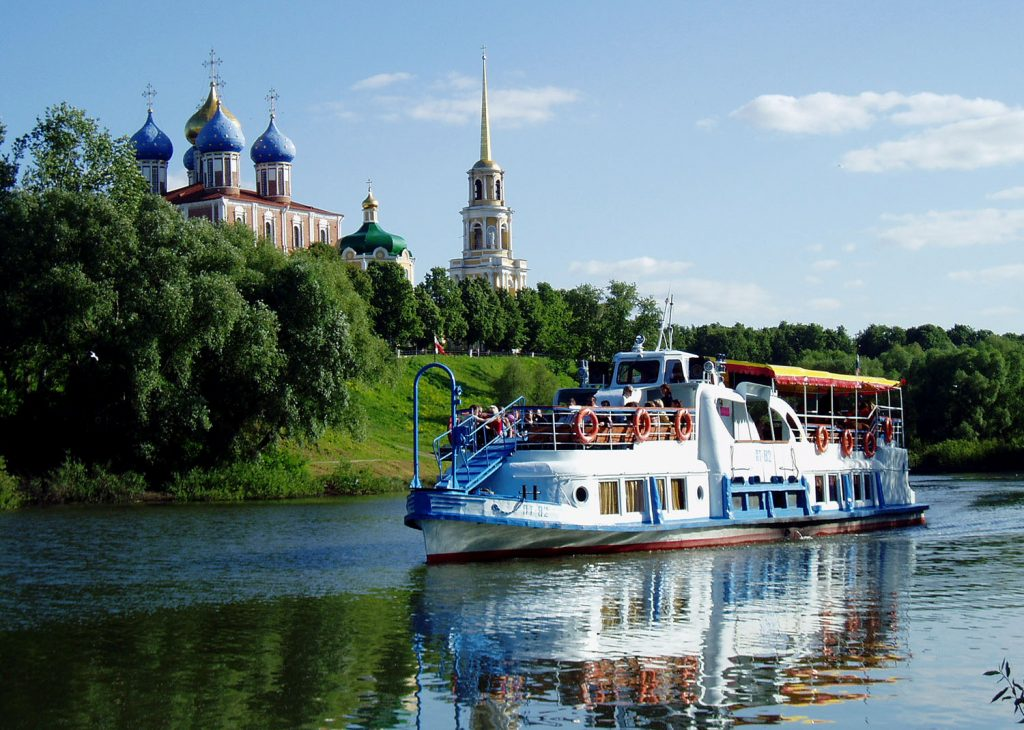Туризм в Рязани